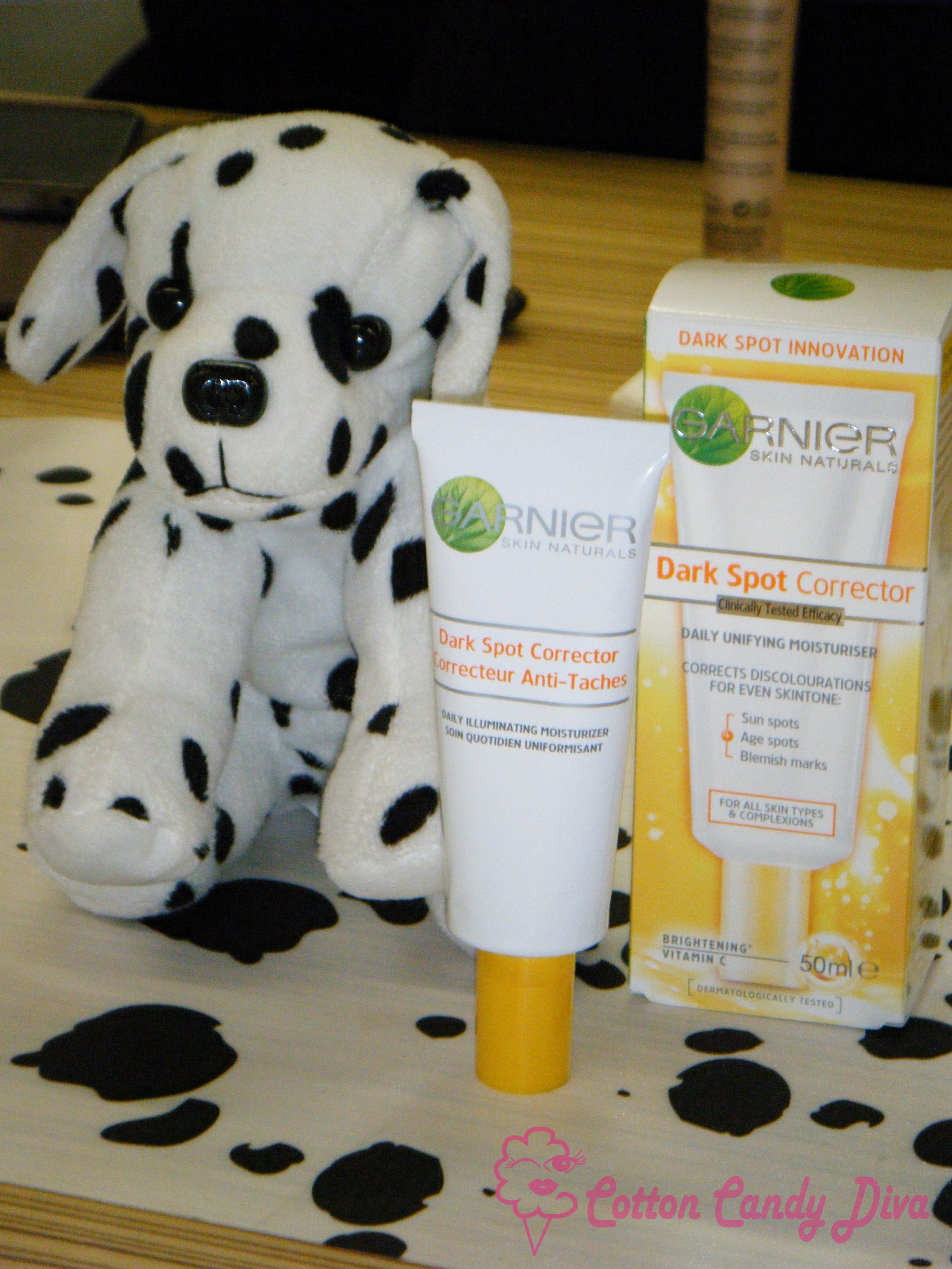 Garnier Face Cream For Dark Spots Garnier Dark Spot Corrector