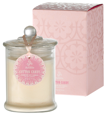 Birthday giveaway: Urban Rituelle Cotton Candy candle - Cotton ...